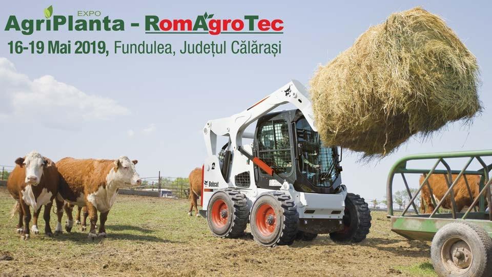 Targ utilaje agricultura AgriPlanta 2019