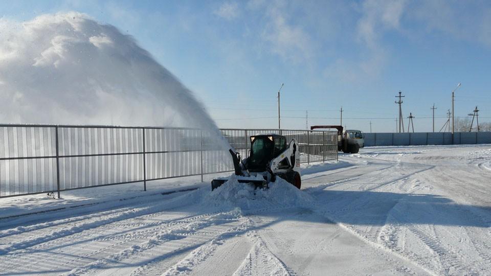Turbo freza de zapada pentru incarcatoare BOBCAT
