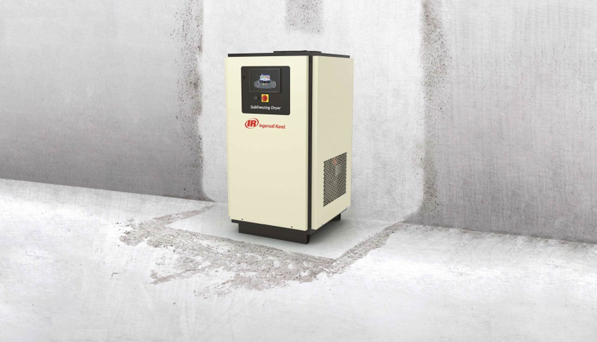 uscator aer comprimat ingersoll rand