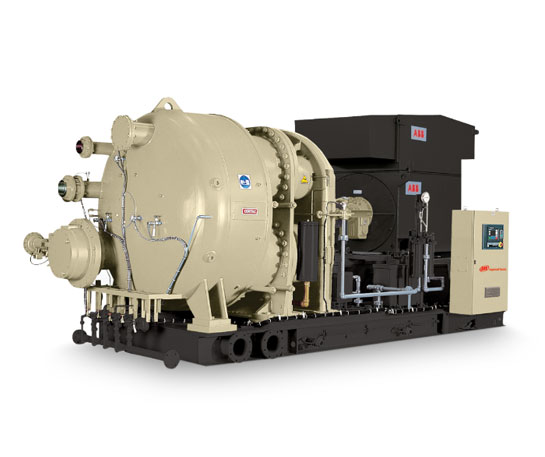 Compresor aer centrifugal Ingersoll-Rand utilaje ircat
