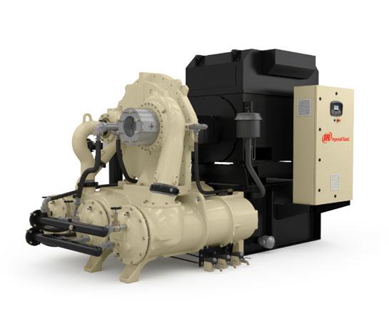 Compresor aer centrifugal Ingersoll Rand echipamente ircat