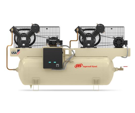 Compresor aer cu piston Ingersoll Rand echipamente ircat