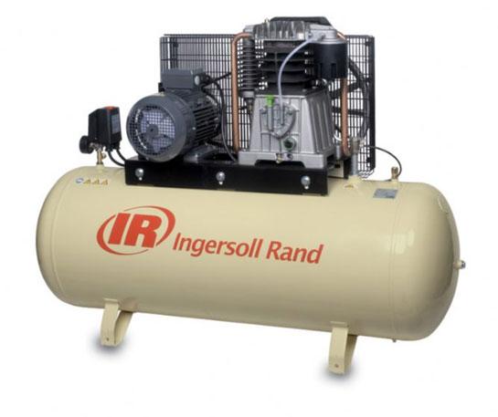 Compresor aer cu piston stationar Ingersoll-Rand utilaje ircat