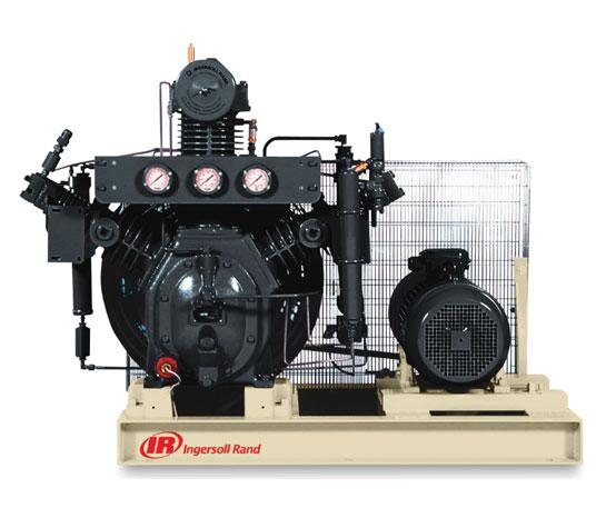 Compresor aer cu piston Ingersoll-Rand utilaje ircat