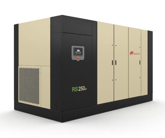 Compresor aer cu surub Ingersoll echipamente ircat