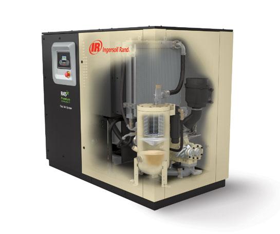 Compresor de aer cu surub Ingersoll-Rand echipamente ircat