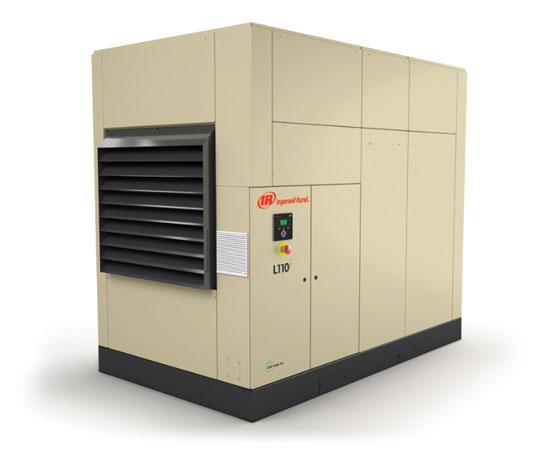 Compresoare aer cu surub Oil-Free Ingersoll-Rand
