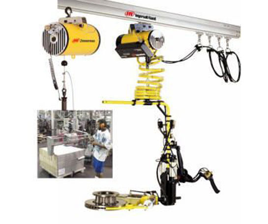 Balancer echilibror pneumatic mecanic ingersoll rand