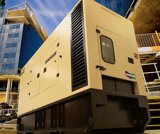 Generatoare curent Doosan echipamente santier ircat