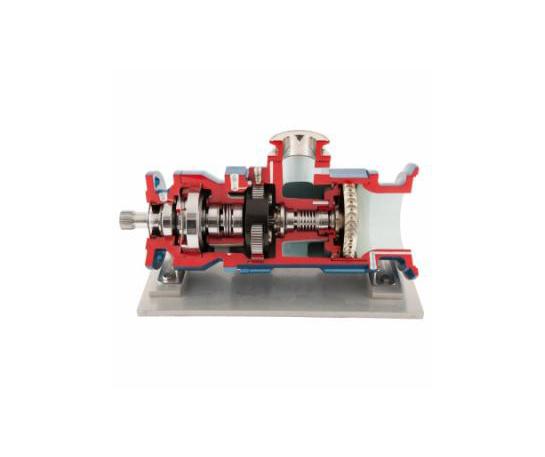 Sistem pornire motor industrial turbina hatraco