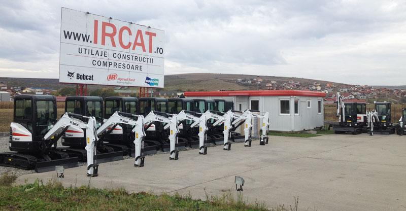Punct de lucru Cluj Ircat