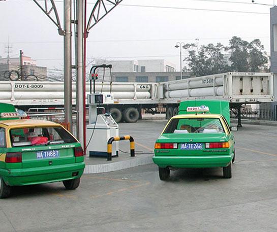 Asamblare statie gaze naturale CNG Safe